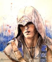 Connor Kenway by Noosha77
