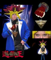 Yugioh, The King of Games by Kaze-The-Dark-Wind