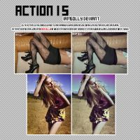Action 15 by iamsolly