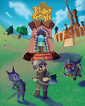 ACNL and ESO mash-up by Madkazer