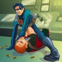 Nightwing Arsenal by gatchatom