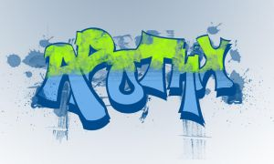 Apothix - Graffiti by apothix