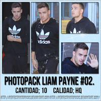 +Photopack Liam Payne #02. by PerfectPhotopacks