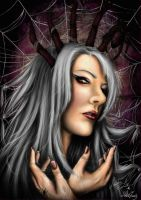Aracne by SandraLeeShadows