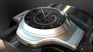 Design Concept Watch - Sport Type by GraphicDesign87