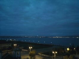 The Clouds and Me - The River Tejo 2008-16 by Kay-March