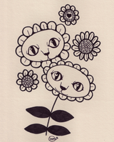 Lionflowers by Landale