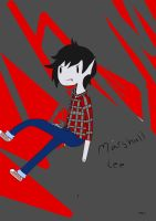 Marshall Lee by XxJesterpaintxX