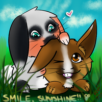 Smile, Sunshine by Miranthia