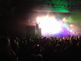 FOZZY Live Performance Hard Rock Hell 6 by Dave-M