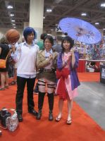 First Day at Fan expo 2 by WhiteFox89