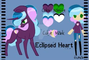 Eclipsed Heart Reference by Kikai-Kumo