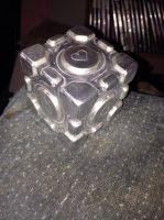 Companion Cube by T33zac