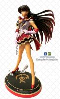 Musical Sailor Mars [Resin Model] by ImHisEternalAngel