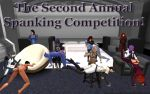 Spanking Competition Opening by Ladychi1