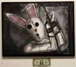 THE BUNNY GAME by Manomatul