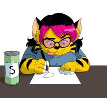 Commissions Are Now Closed by Jaymzeecat