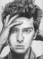 Andrew Garfield by amy155