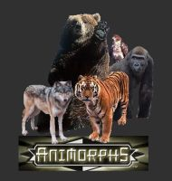 Animorphs - A Group Photo by DarkwolfUntamed