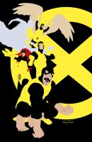 X-men by TheHeadache
