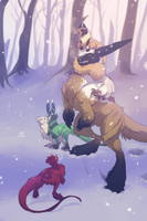 This is not what I signed for - monthly quest by GryAdventures
