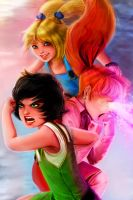 Powerpuff Girls Tantrums *updated by RossoWinch