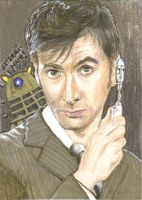 Doctor Who - Tenth Doctor by OMangueOTangue