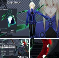 MM: Jonathan by tooaya