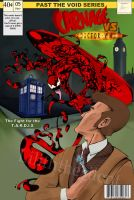 Doctor Who vs. Carnage by LiliththeSilent