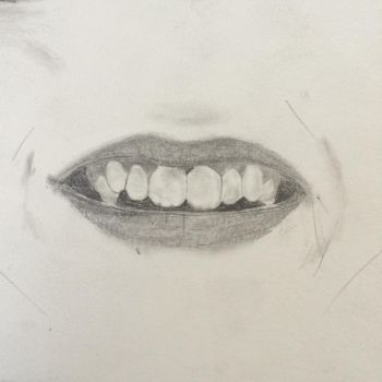 Tooth Smile by MJoyO