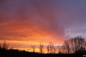 January Sunrise Series #8 by LifeThroughALens84