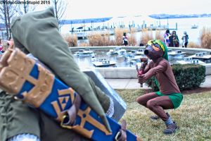 Katsucon 2015 - Zelda May Cry(PS) 07 by VideoGameStupid