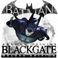 Batman Arkham Origins Blackgate Deluxe Edition v2 by POOTERMAN