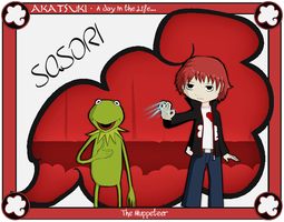 Sasori - A Day in the Life by Mutchka