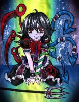 Play with me? Nue~ by Ayato-Inverse