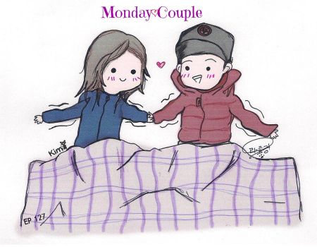 Monday Couple... by Devil1114