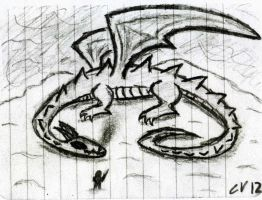 Smaug the Dragon by V0JELLY
