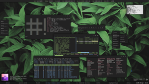 Just Updated, Just Black Openbox Theme by leodelacruz