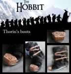 Thorin's Boots by PixiePokers