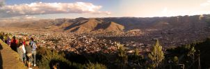 View of Cusco by serenitypill19