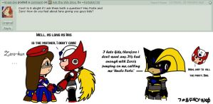 Ask the Wily Bros. #1 by Fortekin7X0