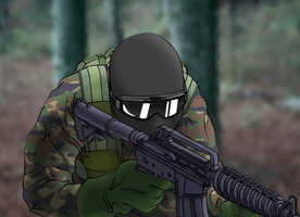 Navy SEAL by crazed-fangirl