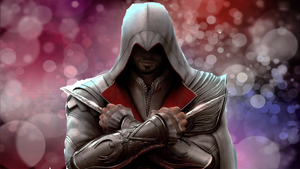My Own Ezio Wallpaper by kari5