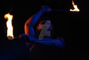 Fire-eater by BioVenomImagery