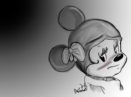 Minnie Mouse by trujayy