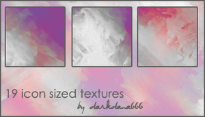 Icon texture set 3 by darkdana666