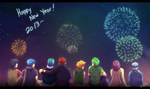 Happy new year BMP!~ by MikkouKun