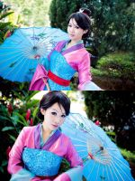 Mulan: Honor to us all by Astellecia