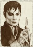 Barnabas Collins, still watching you... by michelleable