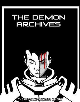 Demon Archives movie poster REDUX by mariushjels